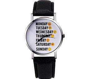 $ρολόι ρολόι-mail ρολόι emoticons εβδομάδα μόδας γυναικών ρολόγια χαλαζία ρολόι στον καρπό