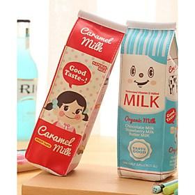 $κουτί γάλα σχεδιασμό κλωστοϋφαντουργίας τσάντα στυλό