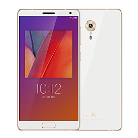 "Lenovo Zuk edge 5.5 "" Android 6.0 Smartphone 4G ( Double SIM Quad Core 13 MP 4Go 64 GB Noir Blanc )"