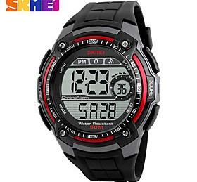 $Ανδρικά Αθλητικό Ρολόι Ρολόι Φορέματος Έξυπνο Ρολόι Μοδάτο Ρολόι Ρολόι Καρπού Μοναδικό Creative ρολόι Ψηφιακό ρολόι Κινέζικα Ψηφιακό