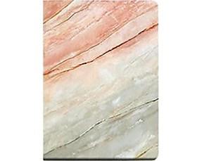 $Για Θήκες Καλύμματα με βάση στήριξης Ανοιγόμενη Με σχέδια Αυτόματο ύπνος/αφύπνιση Πλήρης κάλυψη tok Μάρμαρο Σκληρή PU Δέρμα για AppleiPad