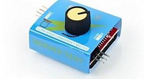 $Rc servo tester 3ch ψηφιακή πολλαπλή ecs ελέγχου της ταχύτητας ελέγχου ελεγκτή