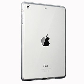 $για περίπτωση κάλυψης shockproof πίσω κάλυψη περίπτωση στερεό χρώμα μαλακό tpu για μήλο ipad pro 10.5