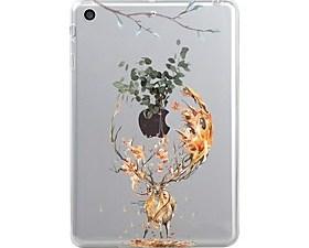 $Για iPad (2017) Θήκες Καλύμματα Διαφανής Με σχέδια Πίσω Κάλυμμα tok Χριστούγεννα Μαλακή TPU για Apple iPad (2017) iPad Pro 12.9'' iPad