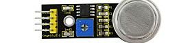 $keyestudio mq-5 προπάνιο μεθάνιο υγροποιημένο αέριο αισθητήρα φυσικού αερίου ανίχνευση ενότητα για arduino