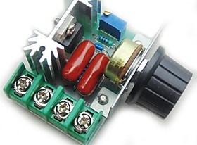 $ρυθμιστής ελέγχου ταχύτητας μοτέρ pwm ac ρυθμιστής τάσης 2000w