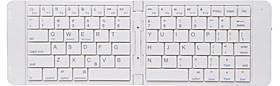 $Bluetooth πληκτρολόγιο Office Λεπτό Πτυσσόμενο Πλήκτρα Chiclet Για Windows 2000/XP/Vista/7/Mac OS Android OS iOS IPad (2017) IPad Pro
