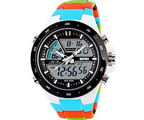 $Ανδρικά Γυναικεία Μοναδικό Creative ρολόι Ψηφιακό ρολόι Αθλητικό Ρολόι Στρατιωτικό Ρολόι Ρολόι Φορέματος Έξυπνο ρολόι Μοδάτο Ρολόι Ρολόι