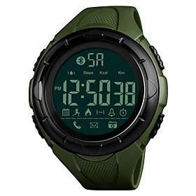 $Ανδρικά Αθλητικό Ρολόι Ρολόι Καρπού Ψηφιακό ρολόι Ιαπωνικά Ψηφιακό Bluetooth Συναγερμός Ημερολόγιο Χρονογράφος Ανθεκτικό στο Νερό