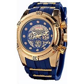 $Ανδρικά Κουτιά Ρολογιού Καθημερινό Ρολόι Αθλητικό Ρολόι Μοδάτο Ρολόι Ρολόι Φορέματος Διάφανο Ρολόι Ρολόι Καρπού Κινέζικα Χαλαζίας
