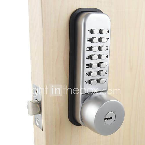 Mechanical Password Door LockBedroom Code Locks with 3