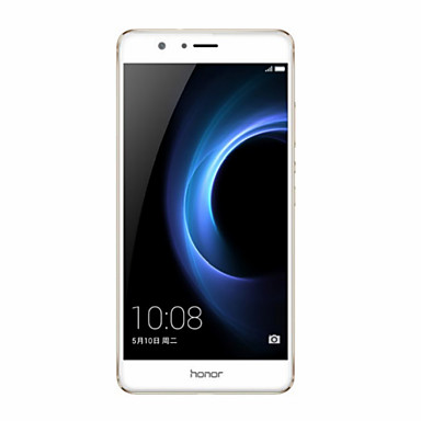 Huawei® Honor V8 RAM 4GB + ROM 32GB Android 6.0 4G Smartphone With 5.7'' FHD Screen, 12Mp Back Camera, Dual SIM