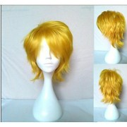 arrival blonde cosplay wigs