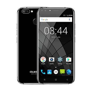 OUKITEL U22 WCDMA 3G Smartphone Dual Front Cameras Fingerprint Id 5.5 inch Android 7.0 MTK6850A Quad Core Dual SIM mobile phone