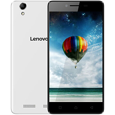 "lenovo K10e70 5.0 "" Android 6.0 4G Smartphone (Dual SIM Quad Core 8 MP 2GB + 16 GB Black / White)"