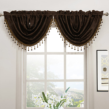 Valance Waterfall Floral , 100% Polyester 874566 2016  $15.29