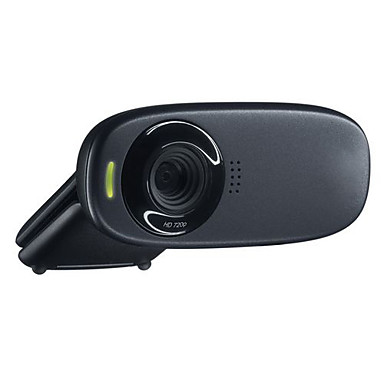 Logitech C310 High Definition Webcam with Microphone 1796843 2017 – $49.99