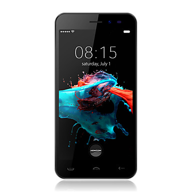 Homtom® HT16 RAM 1GB + ROM 8GB Android 6.0 3G Smartphone With 5.0'' Screen, 8Mp Back Camera & Dual SIM
