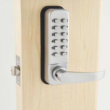 Mechanical Password Door Handle Lock Bedroom Code Locks
