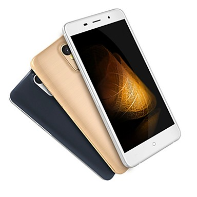 "LEAGOO M5 PLUS 5.5 "" Android 6.0 4G Smartphone (Dual SIM Quad Core 13 MP 2GB + 16 GB Black Gold White)"