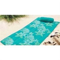 Roll Up Beach Mat with Pillow 4953972 2016  $39.99