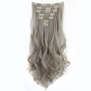 colors clip in hair extensions