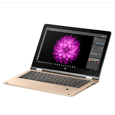 Voyo VBook V3 13.3 Inch 2 in 1 Windows 10 Tablet - Gold (Intel Core I5-7200U 2.5GHZ 1920x1080 IPS Quad Core 8G DDR4 256G SSD 12000mah)