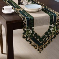 1 Polyester Rectangular Table Runners 2591649 2017  $7.49