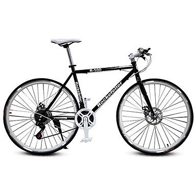 Road Bike Cycling 21 Speed Unisex Double Disc Brake