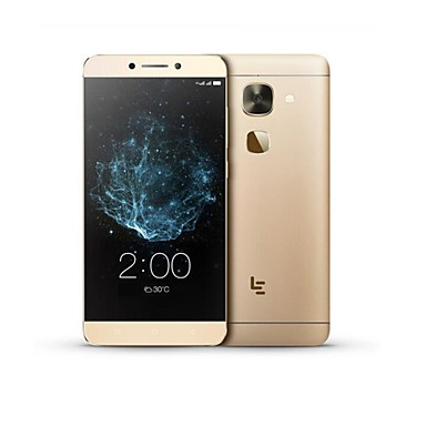 "LeEco LE 2 X527 5.5 "" Android 6.0 4G Smartphone (Dual SIM Octa Core 16MP 3GB + 32 GB Gold Silver)"
