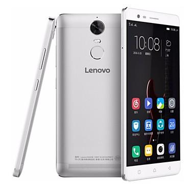 """Lenovo K5 Note 5.5 """" Android 5.1 4G Smartphone (Dual SIM Octa Core 13 MP 3GB + 32 GB Silver)"""