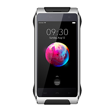 "HOMTOM HT20PRO 4.7 "" Android 6.0 4G Smartphone (Dual SIM Octa Core 16MP 3GB + 32 GB Orange White Green Black)"