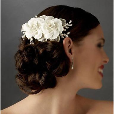 women s white lace flower hair b for wedding 2017 8 99