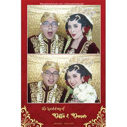 photobooth wedding malang