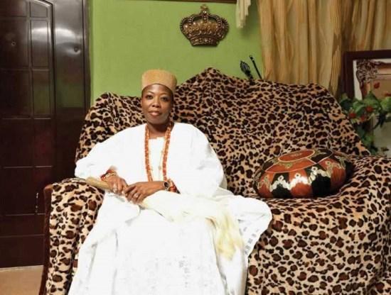 Regent Adesida Adetutu of Akure