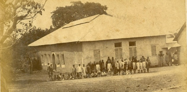 The Ake Church, first Christian church in Nigeria, looted during the Ifole crisis that occured during Somoye's reign
