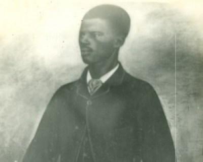 Imagbon War victim, Claudis Willouby killed in action at Mojoda, 21 May 1892