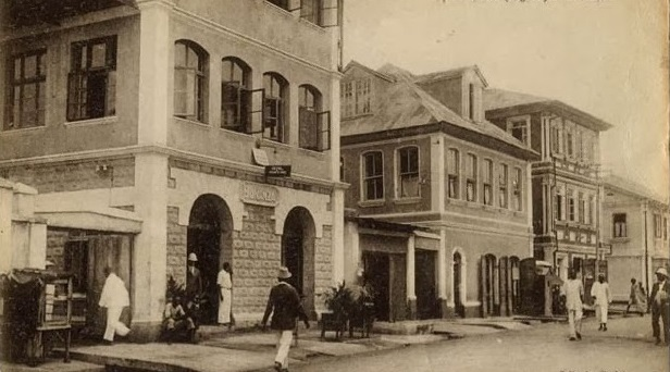 Lagos in the 1920s