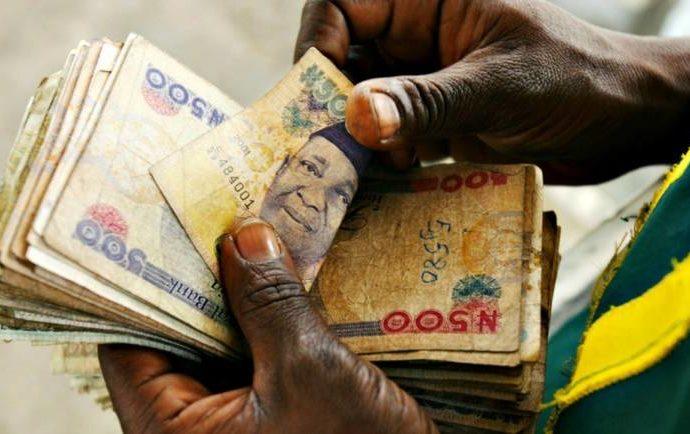 Money in Nigeria is the Naira