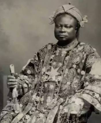 Gbadebo I (1854) was ruler of the Egba in Abeokuta, a traditional state in southwestern Nigeria.