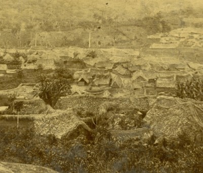 The Ijesha War camp. Source: National Archives, UI