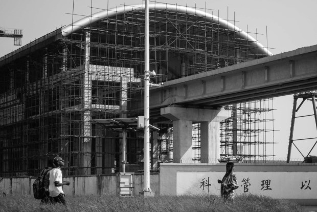 Bilateralism makes possible infrastructure in Lagos, powered by China.