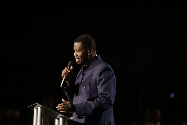 Pastor E..A. Adeboye