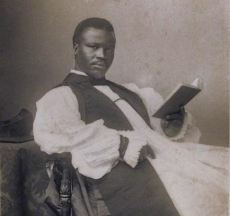Isaac Oluwole 1893 photo