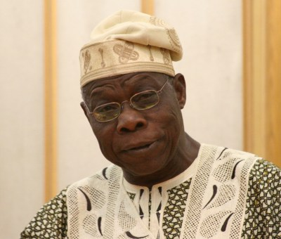 Olusegun Obasanjo. Source: afriqueinside.com