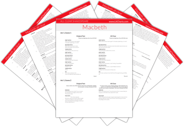 Macbeth Study Guide from LitCharts  The creators of