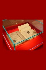 Anne Frank Diary Exhibit