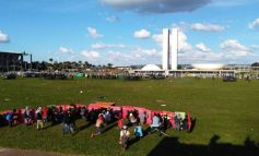 We confronted the unacceptable repression, and we occupied Brasilia!