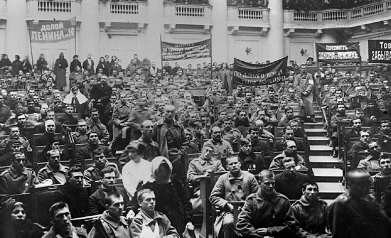The Soviet Congress and the June Demonstration