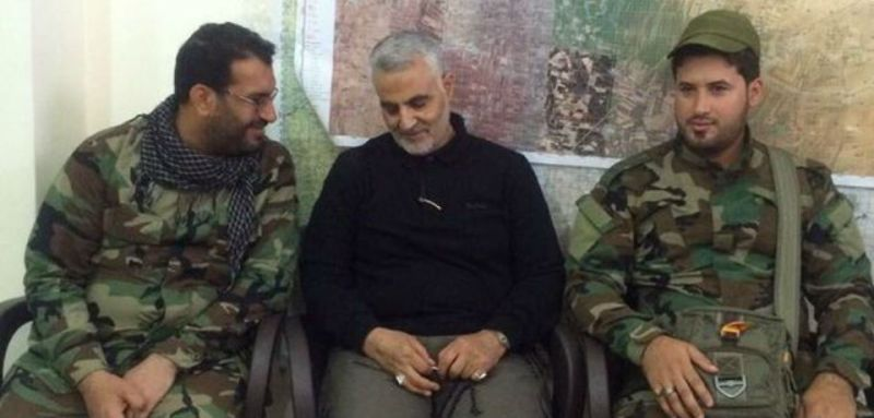 Soleimani in Syria: A legacy of Death and Devastation